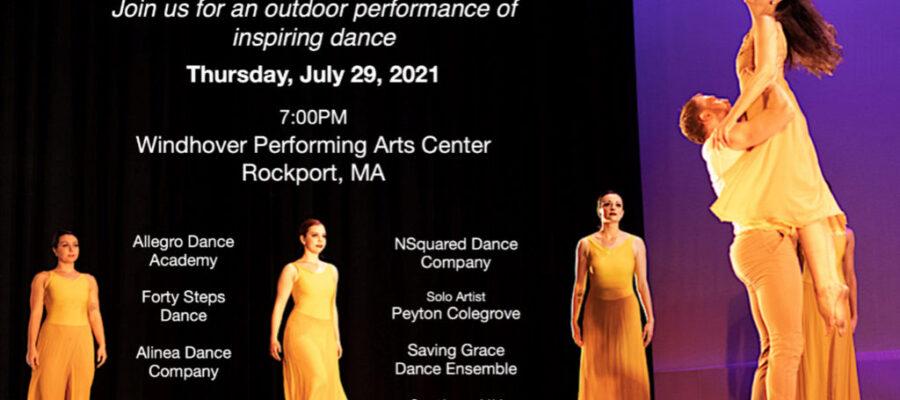 Image: Saving Grace Ensemble show