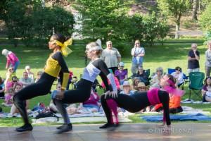 Lilac Garden Performance 2014
