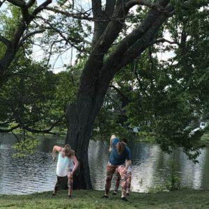 Flax Pond performance, Lynn, MA