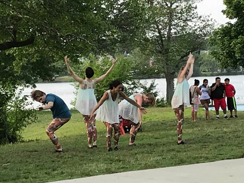 Flax Pond performance, Lynn, MA